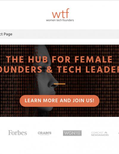 Women Tech Founders